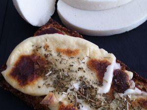 Mozzarella végétale Dukan