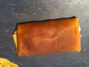 Tacos poulet et ratatouille Dukan