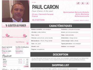 FAUX profils sur Adopteunmec avec photos volées. Ou prose inepte...on les reconnait !