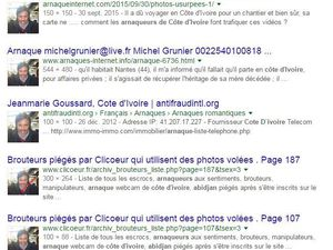 On trouve facilement le VRAI homme, sur Google, en cherchant la photo !