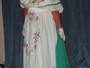Costumes de Franche Comté, portés lors de mes séances de dédicace