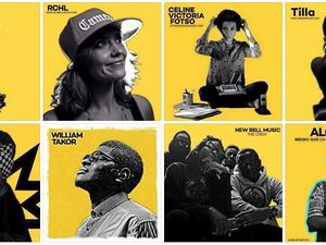 Annonce de l'album Mboko God via les influenceurs