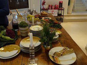 Show-room des produits Kitchenaid et Microplane à l'atelier de &quot&#x3B;la cuisine de Bernard&quot&#x3B;