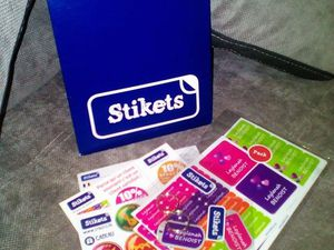 Mon Test Le Basic Pack de Stikets
