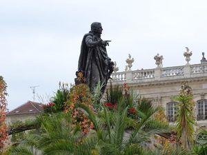 Le jardin éphémère de Nancy