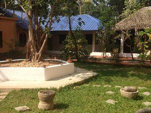 Hébergement dans le centre d'accueil Maïthri Mandir, la maison de l'amitié