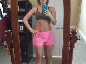 Before photos - 21 Day Fix