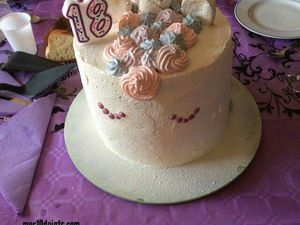Le gâteau &quot&#x3B;licorne&quot&#x3B;