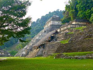Etat du Chiapas - Palenque