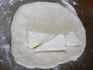 Les Naans Cheese