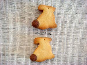 Lapins sablés de Pâques distributeurs de bonbons