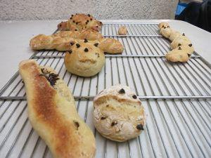 Un cours pour les petits par Anis le boulanger, meilleur ouvrier de France.
