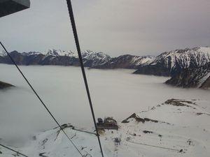Un séjours au ski.