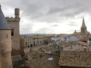 Dans les villages espagnols - Olite