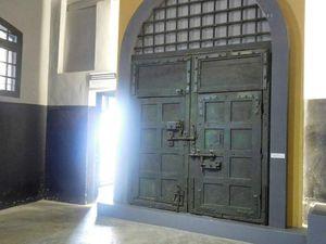La prison française hoa lo (photos du 26 mars)