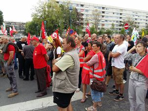 Manifestation du 15 septembre