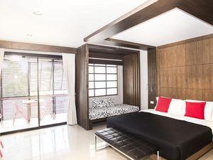 (L'Amenity Apartel à Lamai, un bon rapport qualité/prix)
