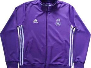 La chaqueta de Real Madrid 2017  34.9€!!|Venta camisetas baratas de futbol 14.9€!!