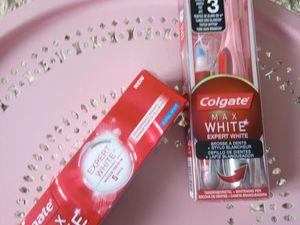 Le stylo blancheur Colgate Max White