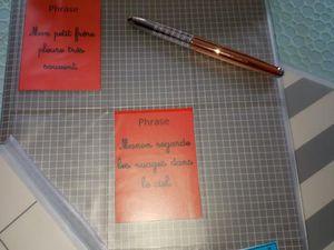 Trousse H & M, stylo Cultura, cahiers Héma, sac à dos New Look