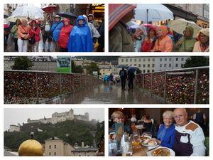 Salzburg, petit bonheur sous la pluie