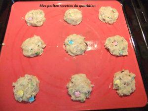 cookies aux dragées