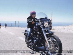 Balade au Mont Ventoux