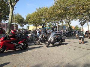 Bénédiction au Cap d' Agde
