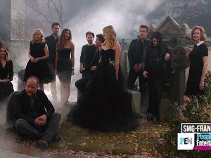 Sarah Michelle Gellar &amp&#x3B; le cast de Buffy contre les vampires réunit pour les 20 ans de la série