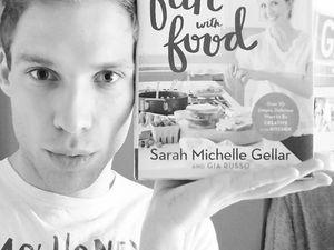 Sarah Michelle Gellar &amp&#x3B; les livres culinaires