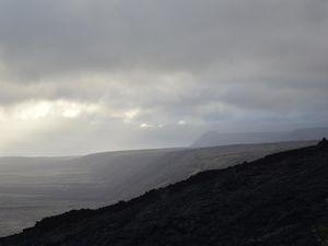Sur la route Chain of Craters Road