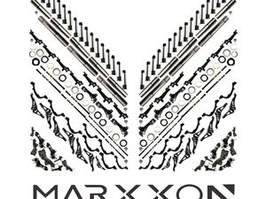MARXXON MACHINERY NEW LOGO-NEW Peugeot Citroen Rear Axle production line was the first developed pro