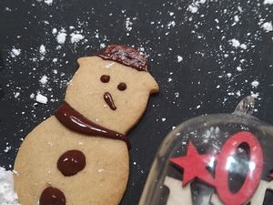 Sablés de Noël ou Best ever sugar cookies