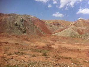 Azéris et Kurdes