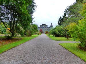 Inveraray Castle (on passait à coté surtout mais le guichet était à l'entrée du parc...)