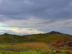 Devant vos yeux émerveillés, le Broch Dun Carloway