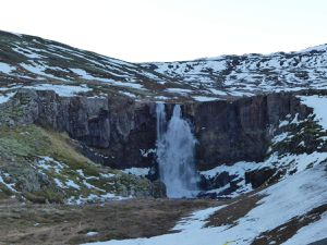Route retour depuis Borgarfjörður Eystri vers Egilsstaðir
