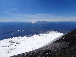 Le panorama depuis le sommet est superbe