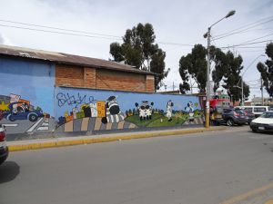 D'autres vues prises à El Alto