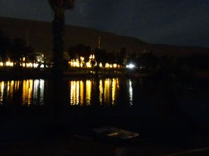 Huacachina by night !