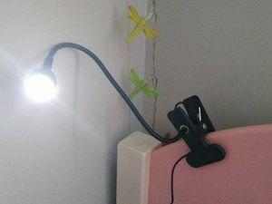 Lampe de Lecture GLISTENY