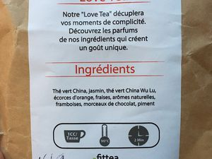 Thé FITTEA - Love Tea