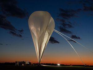 Les ballons atmosphériques