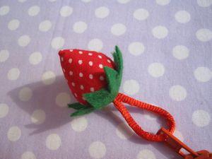 Réaliser la fraise !