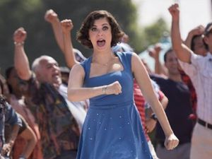 Quelques images tirées de Crazy Ex Girlfriend