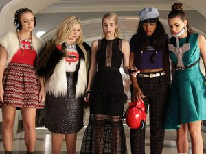 Quelques images tirées de Scream Queens