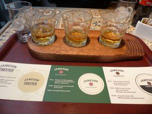 Distillerie Old Jameson / Old Jameson Distillery