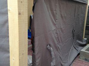 La terrasse couverte : le retour !