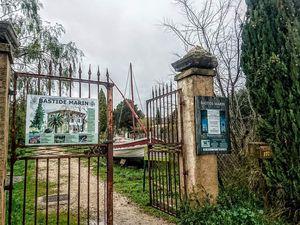 Une Bastide, patrimoine humain, paysager et architectural .