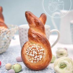 Petits lapins de Pâques tous moelleux